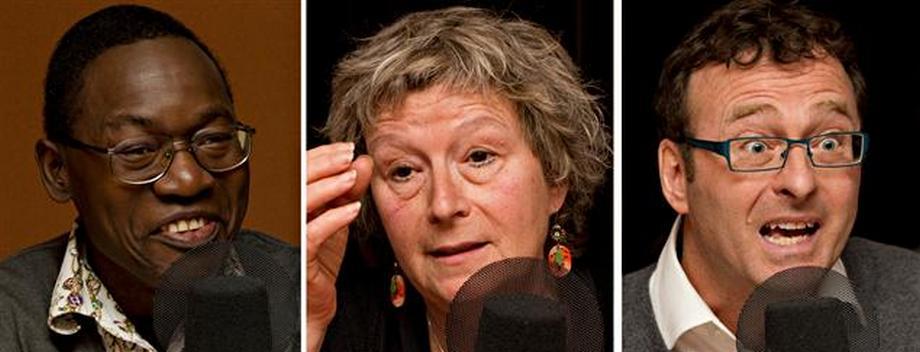 Isidore Guy Makaya remporte le Prix littéraire de Radio-Canada