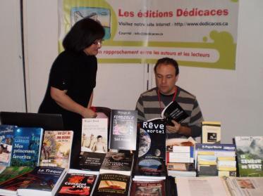 Les Éditions Dédicaces ont participé à l'E-PaperWorld 2010