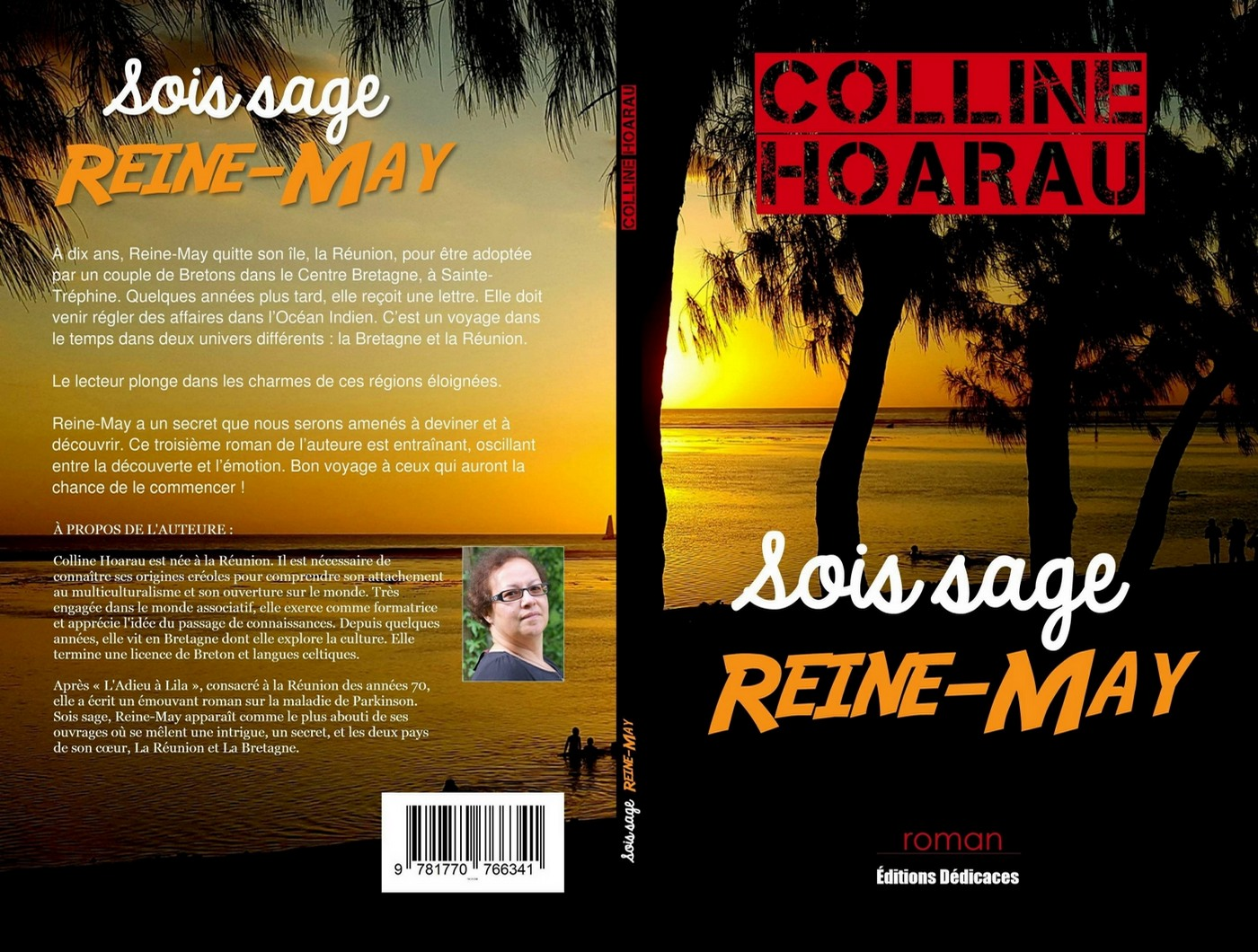 Sois sage, Reine-May, par Colline Hoarau