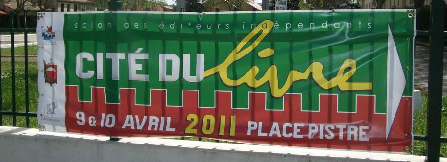 Salon du livre de Carcassonne 2011